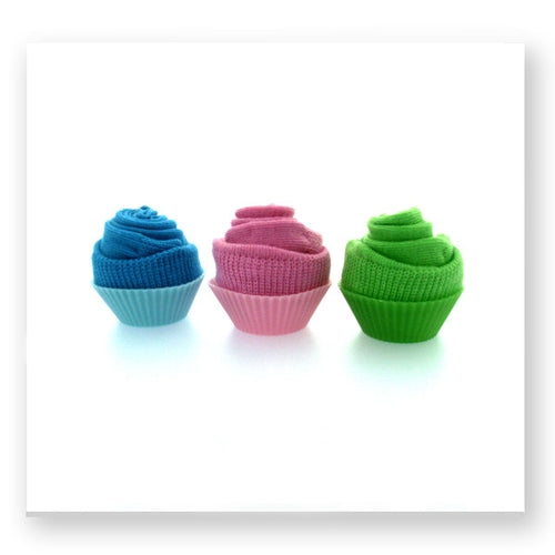 Baby Cupcakes Bright