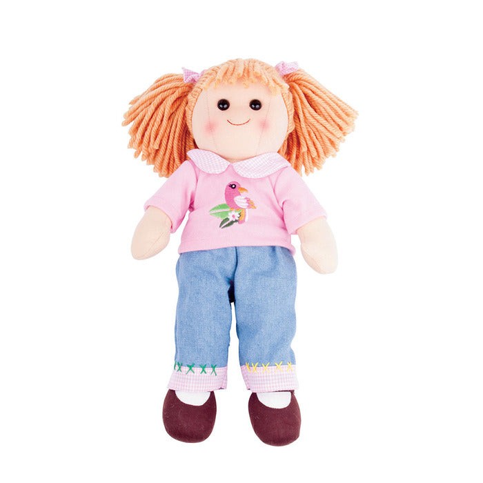 Molly Traditional Rag Doll - Large