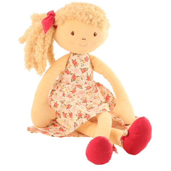 Bonikka Fair Trade Rag Doll Florence