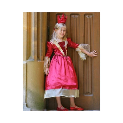 Medieval Princess Fancy Dress-3-5 years - Kiddymania Rag Dolls
