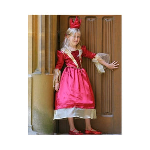 Medieval Princess Fancy Dress-3-5 years - Kiddymania