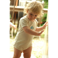 Frugi Organic Songbird theme body - 3 pack-0-3 mths - Kiddymania