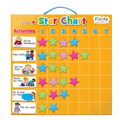 Fiesta Crafts Star Chart