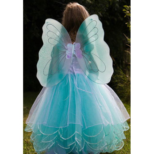 Frilly Lily Tiffany Fairy Wings - Kiddymania Rag Dolls