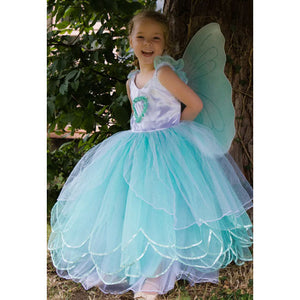 Frilly Lily Tiffany Princess Gown-2-4 years - Kiddymania