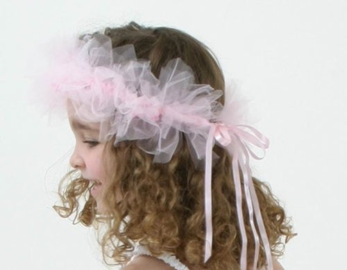 Frilly Lily Fancy Dress Headress - Kiddymania