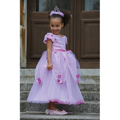 Girls Petal Ballgown-3-5 years - Kiddymania Rag Dolls