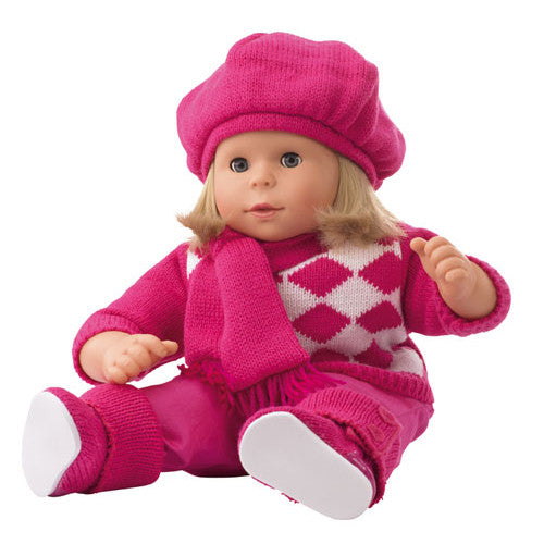 Gotz Doll Baby Hannah All Year Round