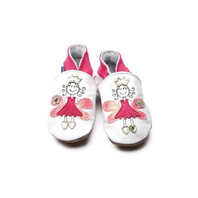 Inch Blue Baby shoes - Pink Fairy Princess - Kiddymania Rag Dolls