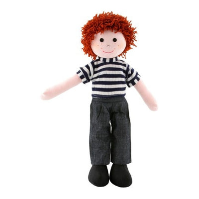 Tom - 36cm - Kiddymania Rag Dolls