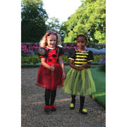 Ladybird/Boppers Toddler Girls Fancy Dress - Kiddymania Rag Dolls