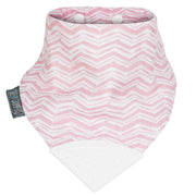 Cheeky Chompers Rosy Days Muslin Neckerchew - Kiddymania Rag Dolls