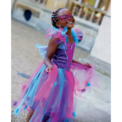 Peacock Fairy Fancy Dress-3-5 years
