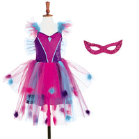 Peacock Fairy Fancy Dress-3-5 years - Kiddymania Rag Dolls