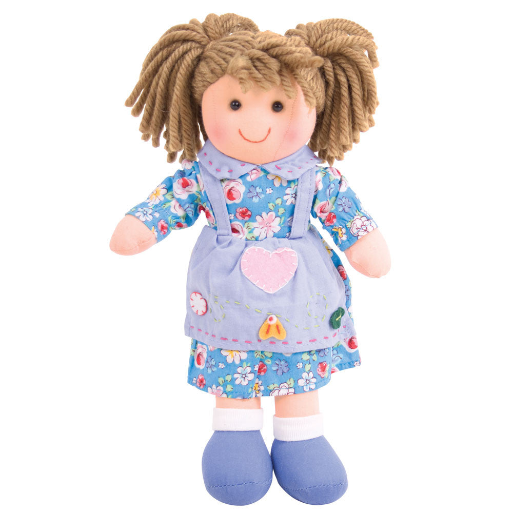Grace Traditional Rag Doll - 28 cm