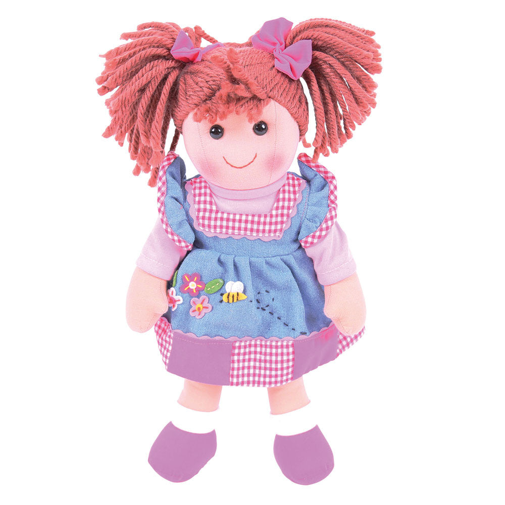 Melody Traditional Rag Doll - 35 cm
