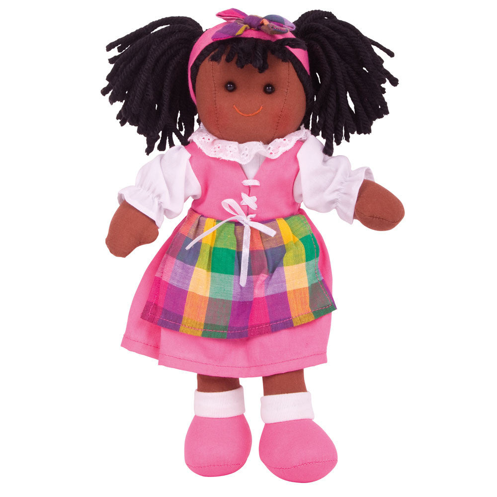 Jess Traditional Rag Doll - 28 cm