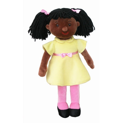 Wilberry Fun Doll - Jasmine - 30cm - Kiddymania Rag Dolls