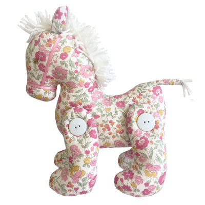 Alimrose Jointed Pony Rose Garden - Kiddymania Rag Dolls