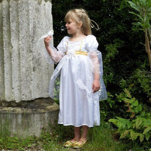 Angel Girls Fancy Dress Costume