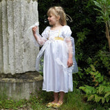 Angel Girls Fancy Dress Costume - Kiddymania