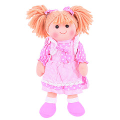 Anna Traditional Rag Doll - Medium