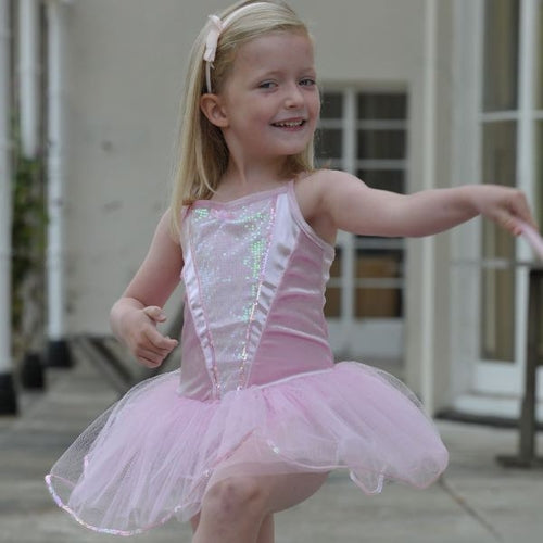 Ballerina Dressing Up outfit Fancy Dress - Kiddymania