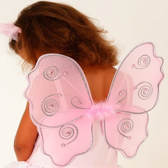 Frilly Lily Bella Fairy Wings - Kiddymania