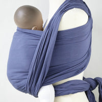 Calin Bleu Cool Baby Sling Mystic Cloud - Kiddymania Rag Dolls