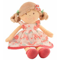 Flower Kids Pink - 35cm - Kiddymania Rag Dolls