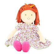 Bonikka Fair Trade Rag Doll Molly - Kiddymania Rag Dolls