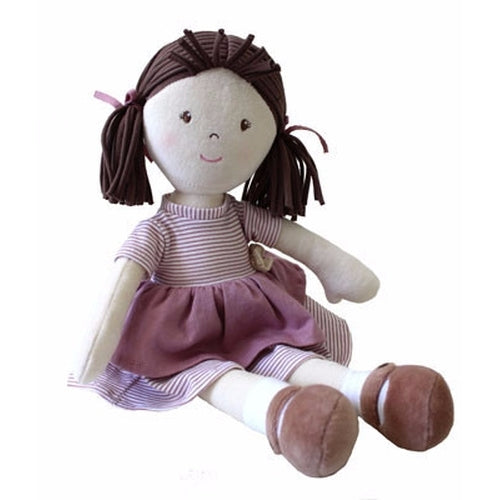 Bonikka Naturals Brook - Fair Trade Rag doll