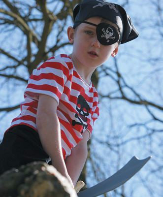 Bucaneer Pirate Fancy Dress Costume - Kiddymania Rag Dolls