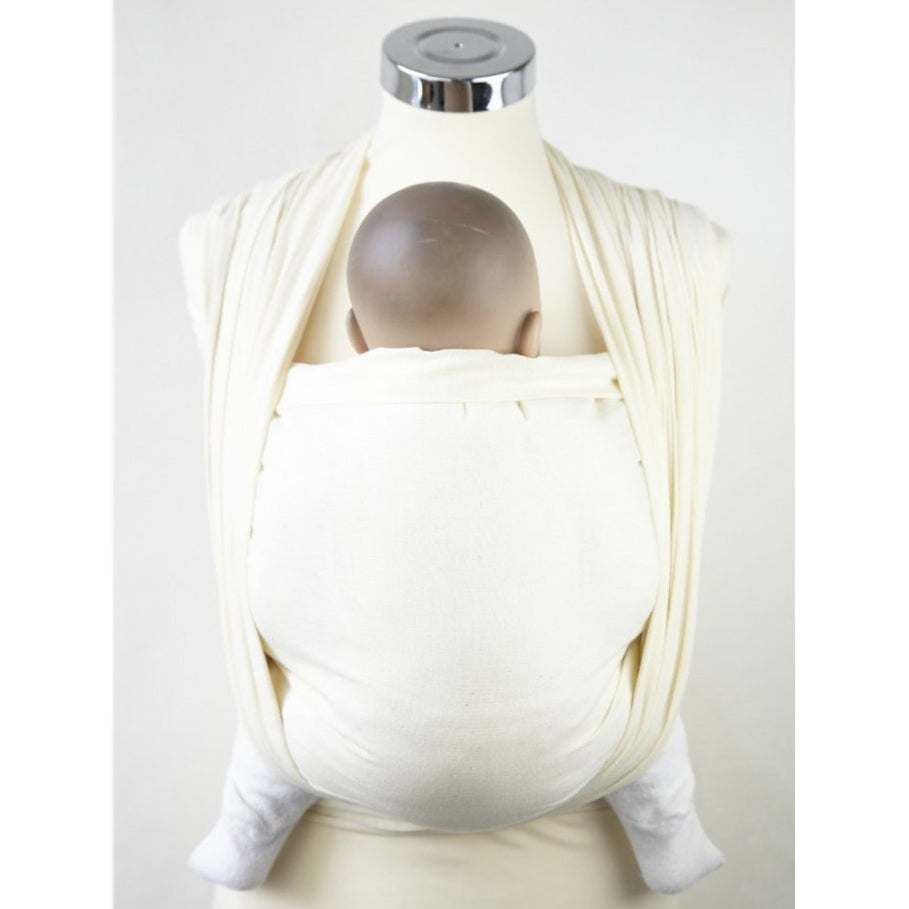 Calin Bleu Cool Baby Sling Natural - Kiddymania Rag Dolls
