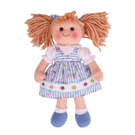 Christine - 34cm - Kiddymania Rag Dolls