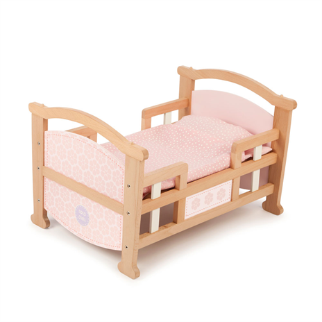 2-in-1 Dolls Cradle
