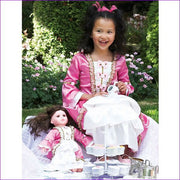 Dolls Marie Antionette Dress - Kiddymania Rag Dolls