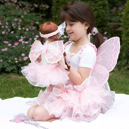 Dolls Candy Floss Fairy Set