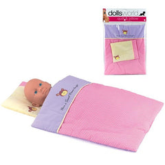 Dolls World Quilt & Pillow (New style) - Kiddymania