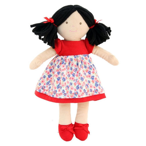 Bonikka Fair Trade Rag Doll Cloe - Kiddymania