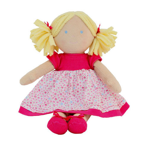 Bonikka Fair Trade Rag Doll Jess
