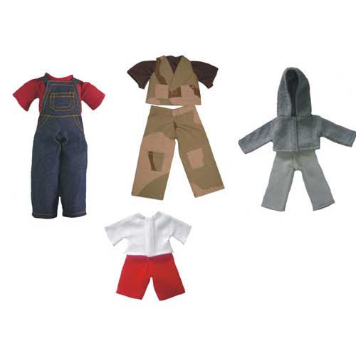 Rag doll Clothes set - Boys Dolls Clothes