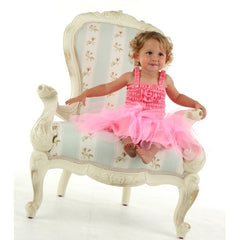 Fair Trade Flower Fairy Girls Fancy Dress-Deep pink 1-2 years - Kiddymania