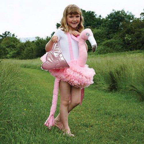 Flamingo Fancy Dress Costume