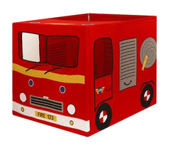 Fire Engine Playhouse Large - Kiddymania