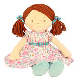 Bonikka Fair Trade Rag Doll Fran - Kiddymania Rag Dolls