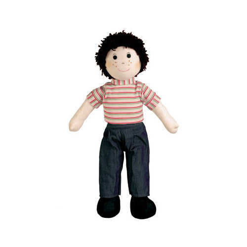 Luke - Handmade Boy Rag doll