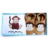 Inch Blue Cheeky Monkey gift set - Kiddymania Rag Dolls