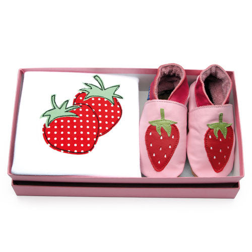 Inch Blue Strawberry Gift set - Kiddymania