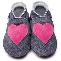 Inch Blue Baby shoes - Love Denim - Kiddymania